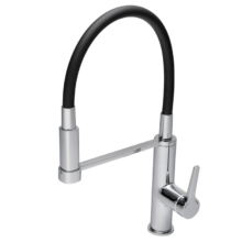 Sink Mixer With Gooseneck Spout